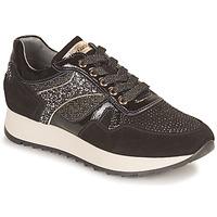 Schoenen Dames Lage sneakers NeroGiardini BROCOLO Zwart