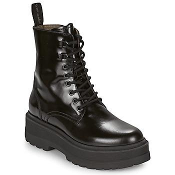 Schoenen Dames Laarzen NeroGiardini BETTERAVO Zwart