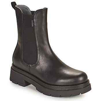 Schoenen Dames Laarzen NeroGiardini CROSNO Zwart