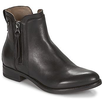 Schoenen Dames Laarzen NeroGiardini ECHALOTO Zwart