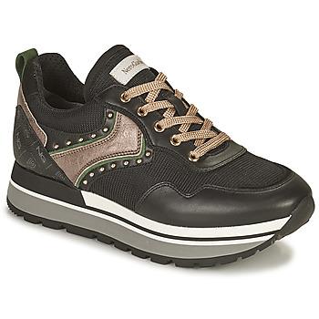Schoenen Dames Lage sneakers NeroGiardini LAITUO Zwart