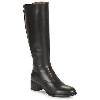 Schoenen Dames Hoge laarzen NeroGiardini FEVO Zwart