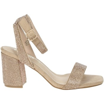 Schoenen Dames Sandalen / Open schoenen Gold & Gold GD331 Light dusty pink