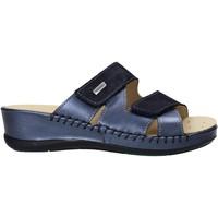 Schoenen Dames Sandalen / Open schoenen Susimoda 1788 Blauw