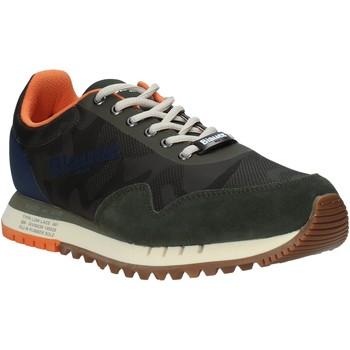 Schoenen Heren Lage sneakers Blauer S1DENVER06/CAS Groen