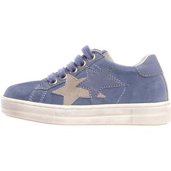 Schoenen Kinderen Lage sneakers Naturino 2013589 01 Blauw