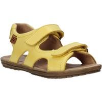 Schoenen Kinderen Sandalen / Open schoenen Naturino 502708 01 Geel