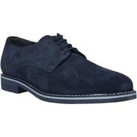 Schoenen Heren Derby Melluso XU15735 Blauw