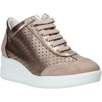 Schoenen Dames Lage sneakers Melluso HR20221 Roze