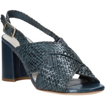 Schoenen Dames Sandalen / Open schoenen Melluso HS536 Blauw