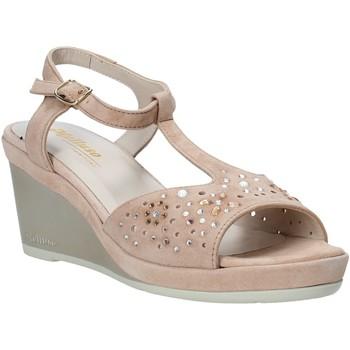 Schoenen Dames Sandalen / Open schoenen Melluso HR70511 Roze