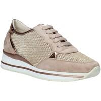 Schoenen Dames Lage sneakers Melluso HR20033 Roze