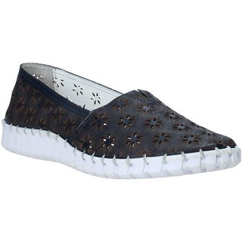 Schoenen Dames Espadrilles Melluso HK55020 Blauw