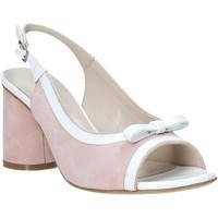 Schoenen Dames Sandalen / Open schoenen Melluso HS548 Roze
