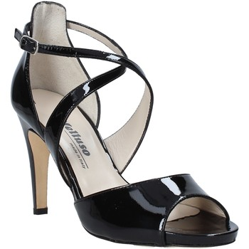 Schoenen Dames Sandalen / Open schoenen Melluso HS843 Zwart