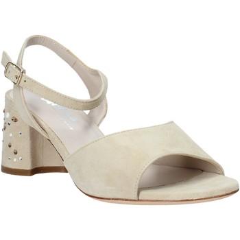Schoenen Dames Sandalen / Open schoenen Melluso HS531 Beige