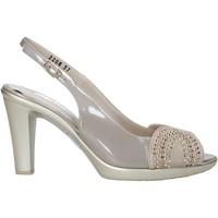Schoenen Dames Sandalen / Open schoenen Melluso HR50117 Grijs
