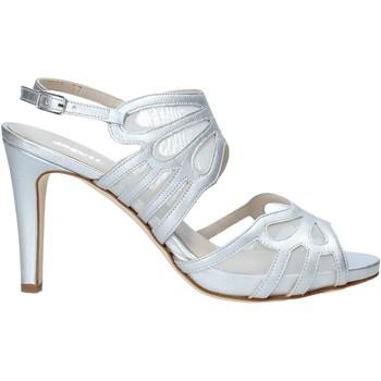 Schoenen Dames Sandalen / Open schoenen Melluso HS845 Zilver