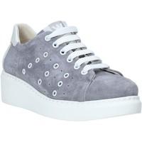 Schoenen Dames Lage sneakers Melluso HR20715 Grijs