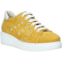 Schoenen Dames Lage sneakers Melluso HR20715 Geel