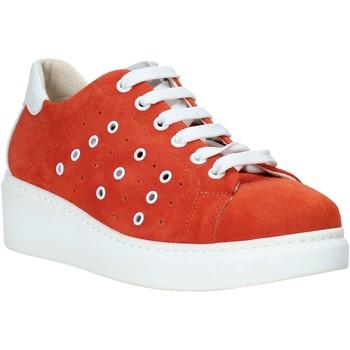 Schoenen Dames Lage sneakers Melluso HR20715 Rood