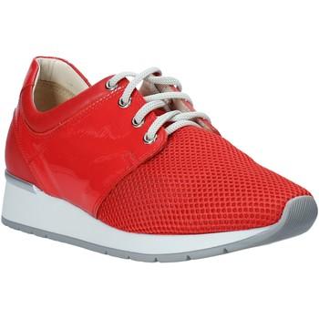 Schoenen Dames Lage sneakers Melluso HR20012 Rood