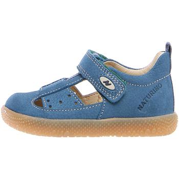 Schoenen Kinderen Sandalen / Open schoenen Falcotto 2012531 91 Blauw