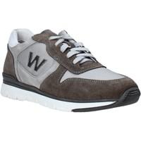 Schoenen Heren Lage sneakers Melluso XU75240 Grijs