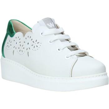 Schoenen Dames Lage sneakers Melluso HR20713 Wit