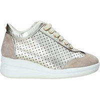 Schoenen Dames Lage sneakers Melluso HR20221 Goud