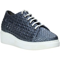 Schoenen Dames Lage sneakers Melluso HR20707 Blauw