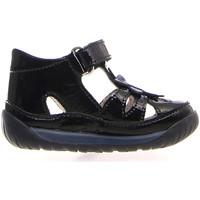 Schoenen Kinderen Sandalen / Open schoenen Falcotto 1500812 04 Zwart