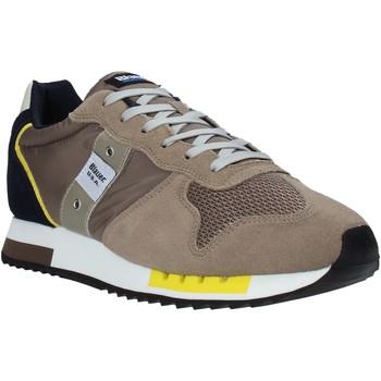 Schoenen Heren Lage sneakers Blauer S1QUEENS01/STO Beige