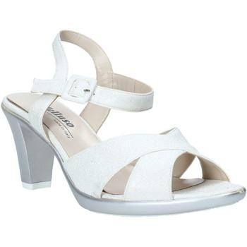 Schoenen Dames Sandalen / Open schoenen Melluso HR50137 Zilver