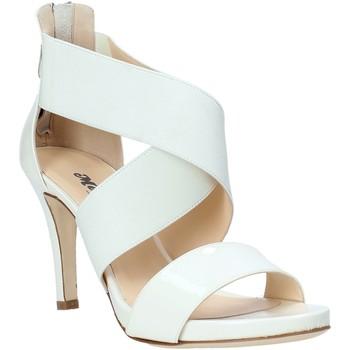 Schoenen Dames Sandalen / Open schoenen Melluso HS821 Wit