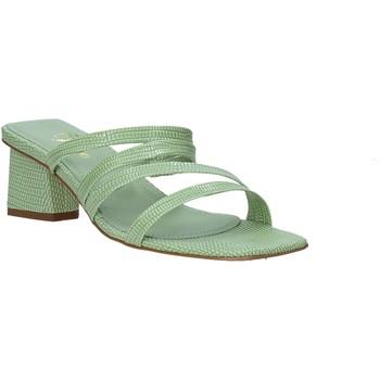Schoenen Dames Sandalen / Open schoenen Grace Shoes 198004 Groen
