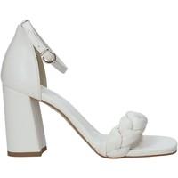 Schoenen Dames Sandalen / Open schoenen Grace Shoes 6293A035 Wit
