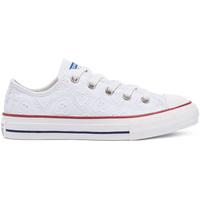 Schoenen Kinderen Lage sneakers Converse 671098C Wit