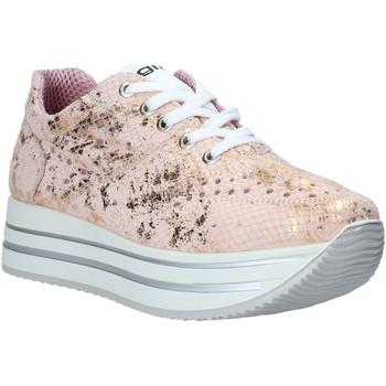 Schoenen Dames Lage sneakers IgI&CO 7152433 Roze