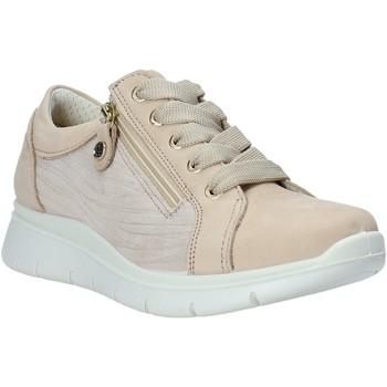 Schoenen Dames Lage sneakers Enval 7275022 Beige