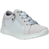 Schoenen Dames Lage sneakers Enval 7275011 Wit