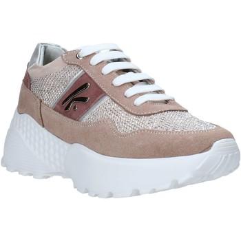 Schoenen Dames Lage sneakers Keys K-4300 Roze