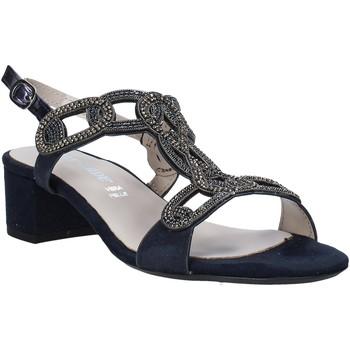 Schoenen Dames Sandalen / Open schoenen Valleverde 45140 Blauw