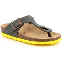 Schoenen Kinderen Slippers Grunland CB0927 Groen