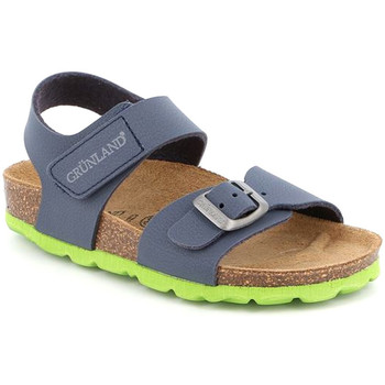 Schoenen Kinderen Sandalen / Open schoenen Grunland SB0234 Blauw