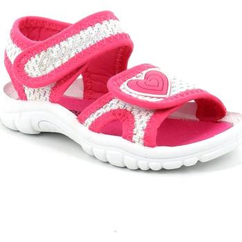 Schoenen Meisjes Sandalen / Open schoenen Grunland PS0060 Roze