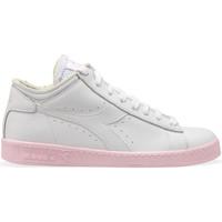 Schoenen Dames Lage sneakers Diadora 501177636 Wit