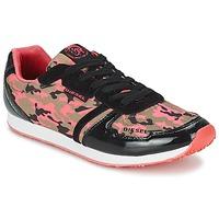 Schoenen Dames Lage sneakers Diesel CAMOUFLAGE Camouflage