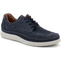 Schoenen Heren Lage sneakers Grunland SC5197 Blauw