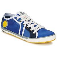 Schoenen Heren Lage sneakers Diesel Basket Diesel Blauw